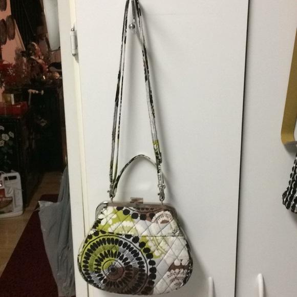 Vera Bradley Bags | Gently Used Mini Frame Purse | Poshmark